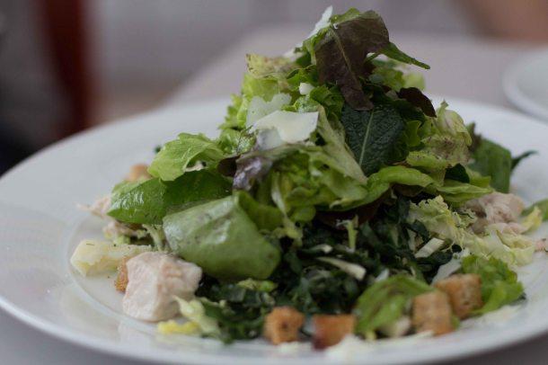 """""""Untitiled Cafe Whitney salad"""""""
