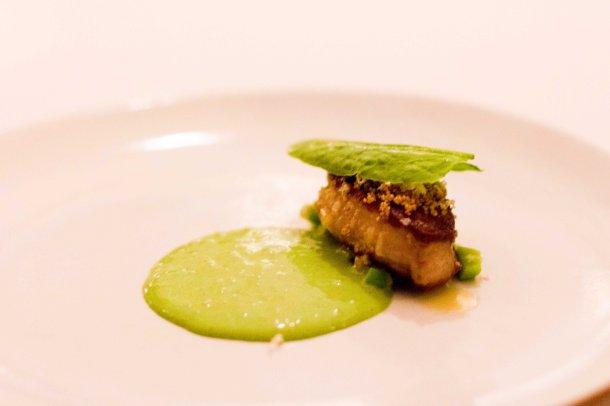 """""""Eleven Madison Park foie gras"""""""