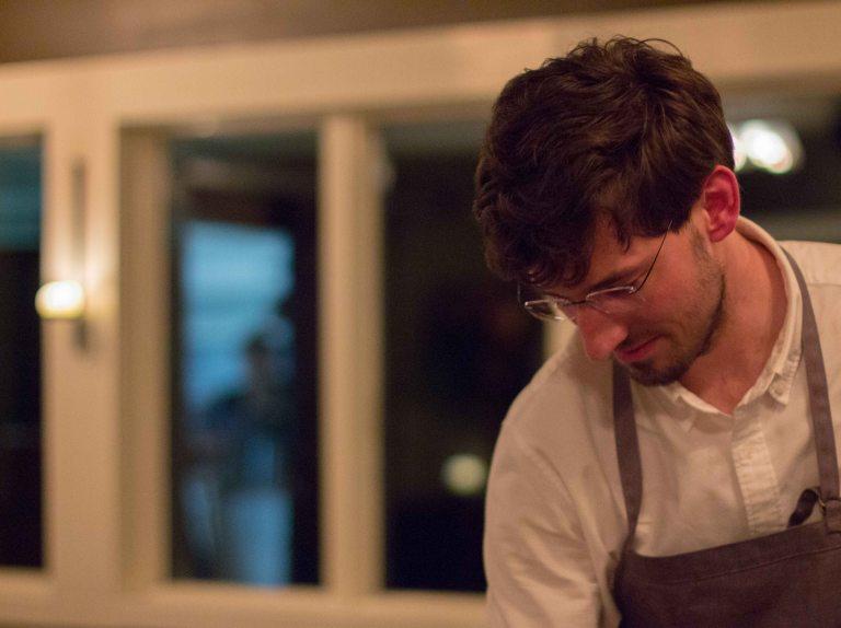 Chef Blaine Wetzel Willows Inn