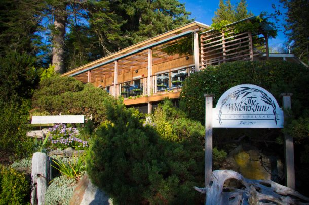 """Willows Inn Lummi Island"""