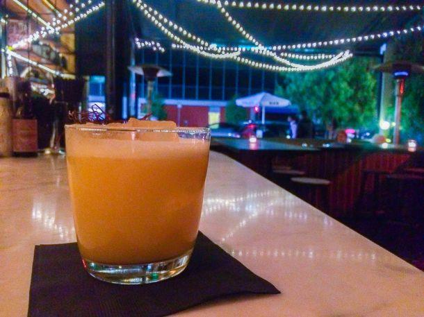 """Goldies LAX Cocktail"""