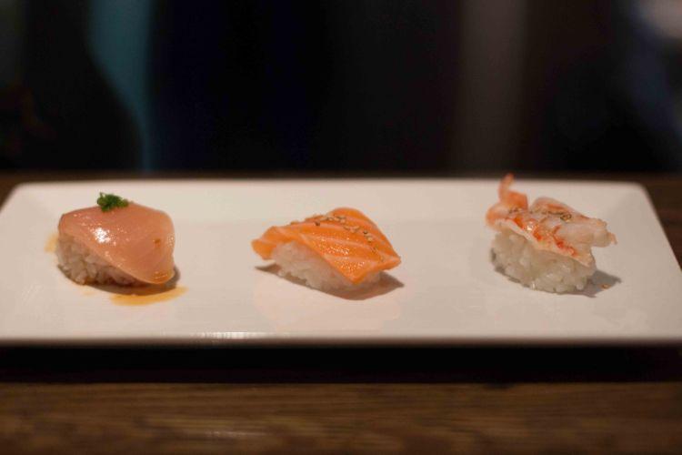 """Sugarfish Beverly Hills sushi trust me Nozawa"""