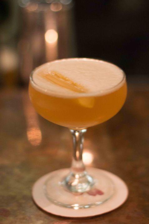 """Terrine LA cocktail"""