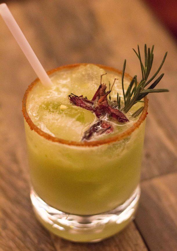 Expendio Tradicion Oaxaca mezcal cocktail