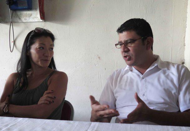 Oaxaca Chef Rodolfo Castellanos Susy Bando