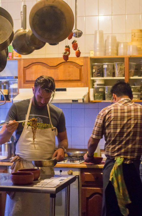 """el destilado oaxaca chef joseph gilbert"""