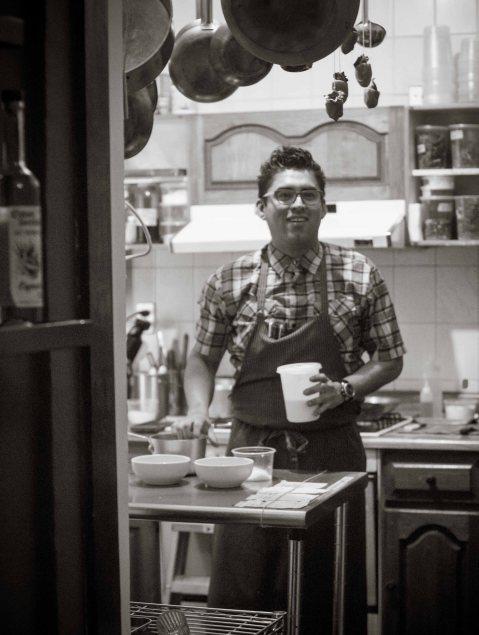 """""""El Destilado Oaxaca Chef Julio Aguilera"""""""