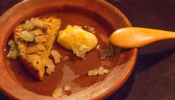 """""""Oaxaca El Destilado cake"""""""
