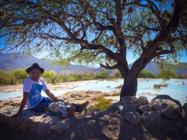 """Oaxaca San Pablo Guila Oaxacking Omar Alonso"""
