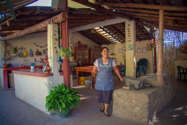 """Reyna Mendoza Oaxaca Sabor Zapoteco"""
