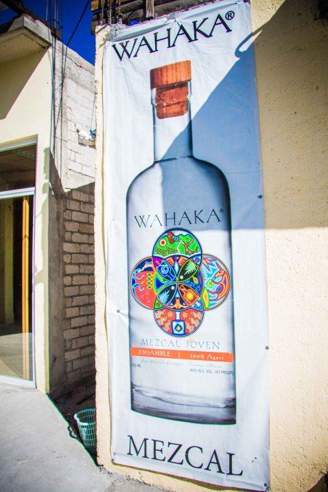 """Wahaka mezcal San Dioniso Oaxaca"""