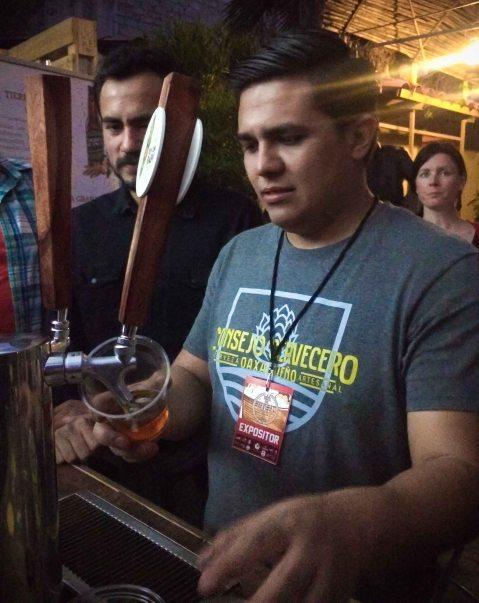 """consejo cervecero oaxaca"""