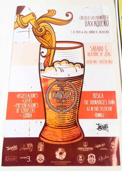Oaxaca cerveza artisinal