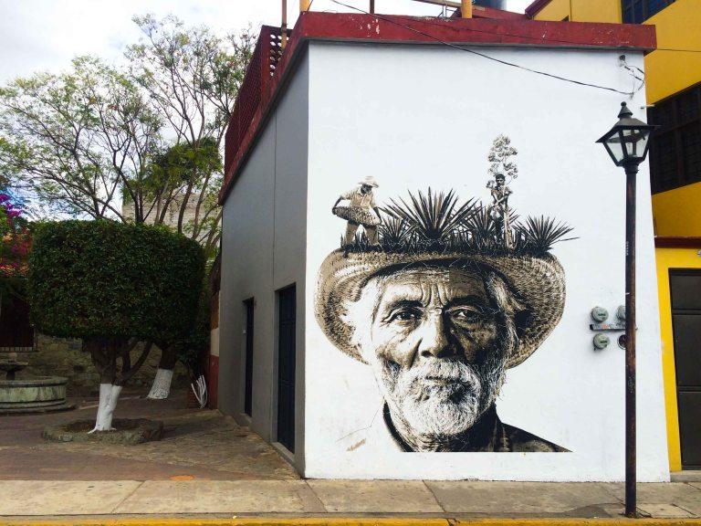 """Oaxaca Piedre Lumbre mezcal Piztola"""