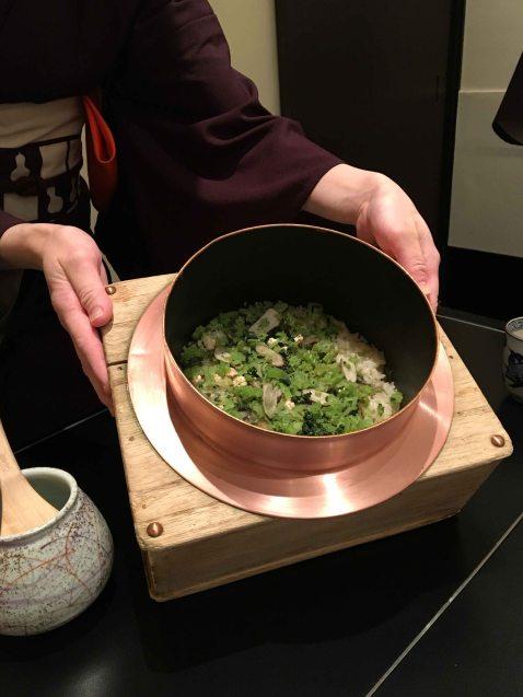 Hana Kitcho gohan Kyoto