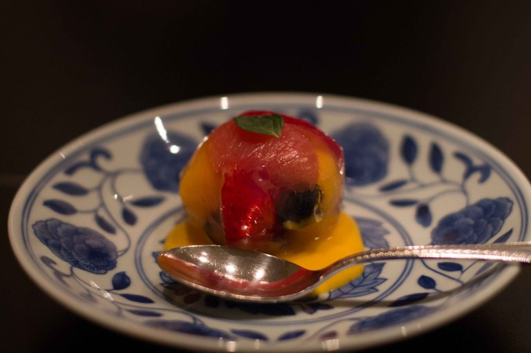 Hana Kitcho strawberry ichigo kyoto