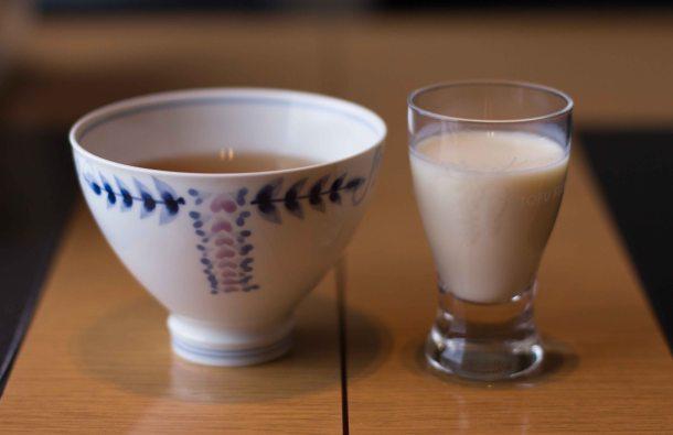 """kyotofu fujino soy milk"""
