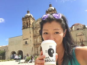 My first 36 hours in Oaxaca – 2016