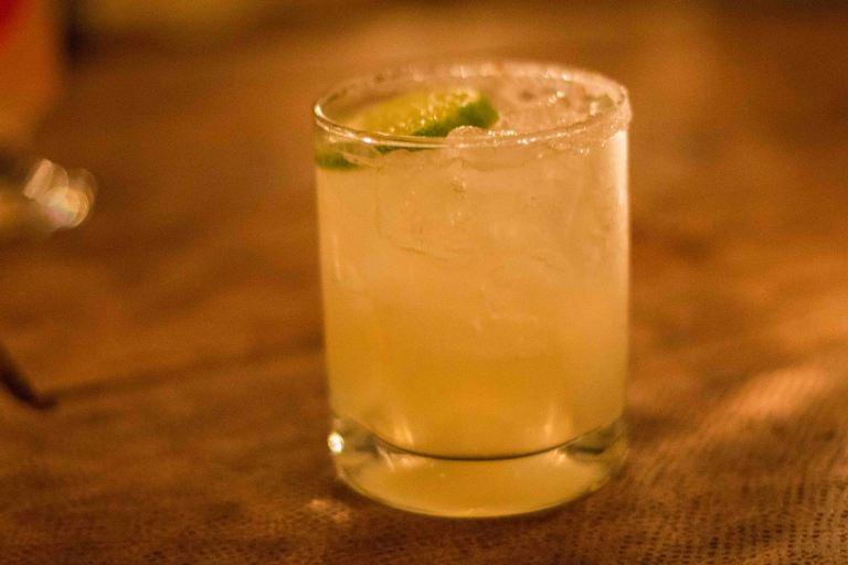 El Destilado Oaxaca margarita