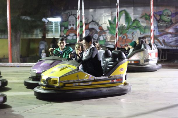 susy-bumper-car