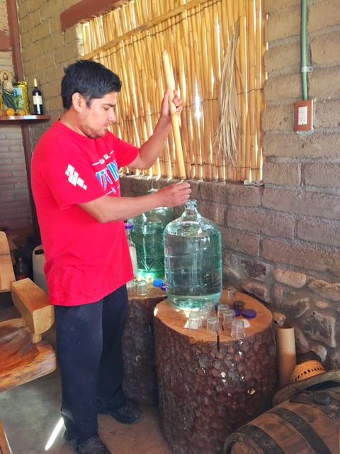 Matatlan mezcal Oaxaca 5a generacion