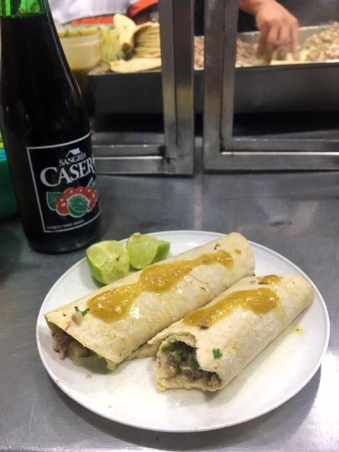 Oaxaca el compadre tacos
