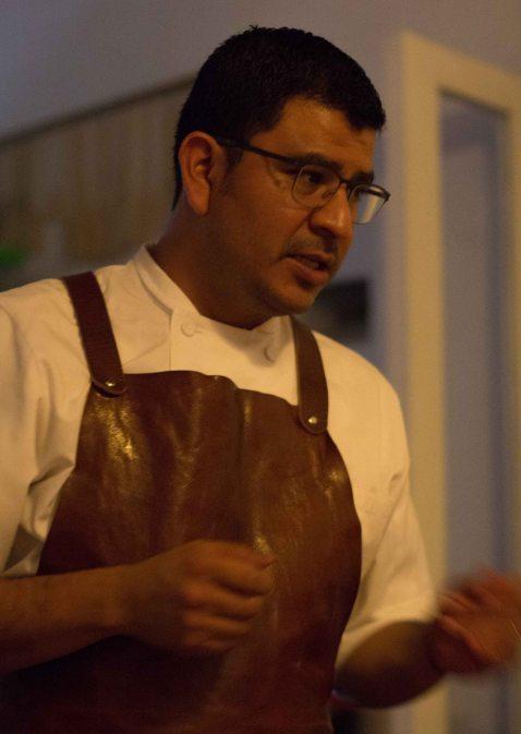 Oaxaca Chef Rodolfo Castellanos