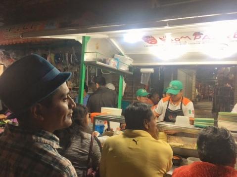 Oaxaca Oaxacking tacos El Compadre