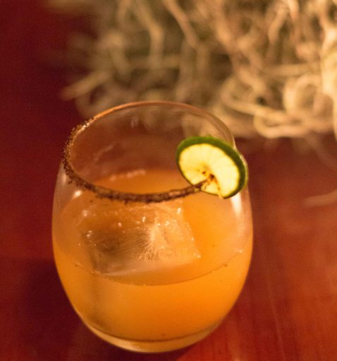 Origen Oaxaca cocktail
