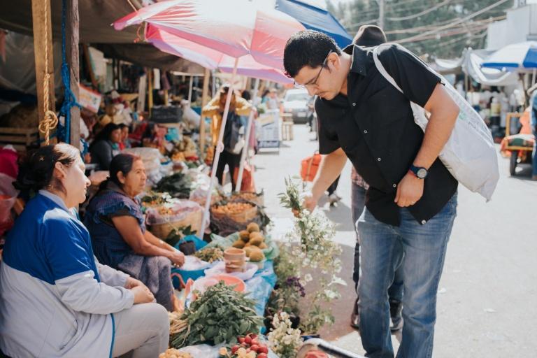 Rodolfo Castellanos Chef Oaxaca
