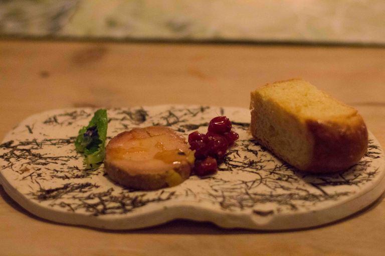 Origen Oaxaca foie gras