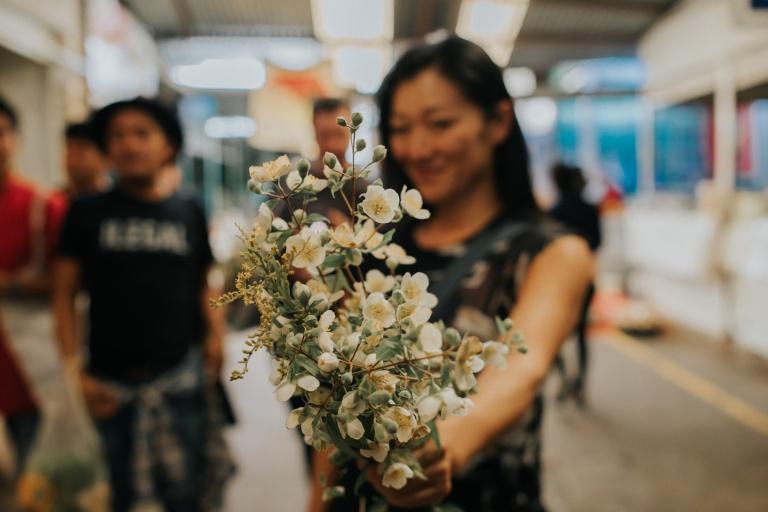 Susy Bando jasmine