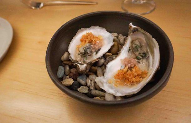 Bastion Nasvhille Habiger oysters