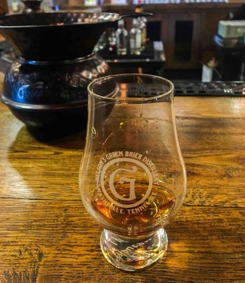 nelson greenbrier bourbon