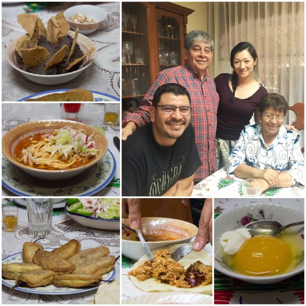 Rodolfo Castellanos family Susy Bando