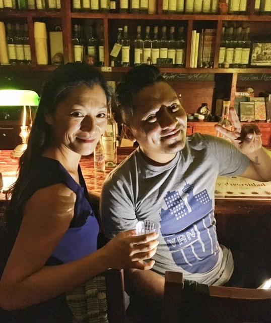 Susy Bando Oaxacking Omar Alonso