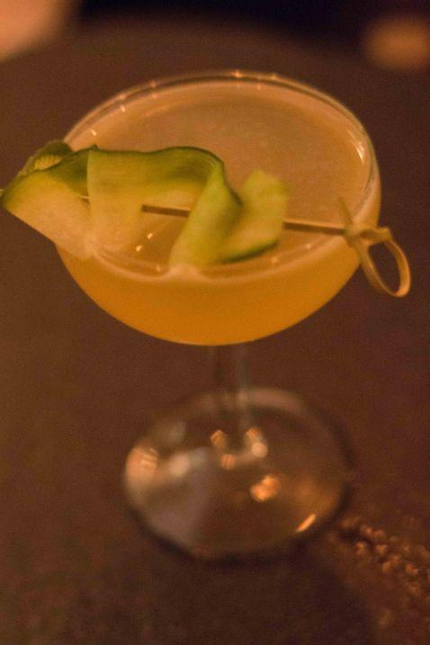 Baltra bar Mexico City tequila