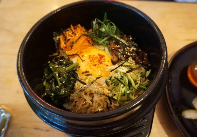 Fat Boy Moves bibimbap Mexico