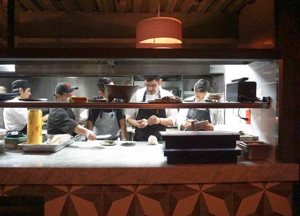 Rodolfo Castellanos Mex Poleo kitchen onion