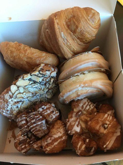 Bouchon Vegas pastries