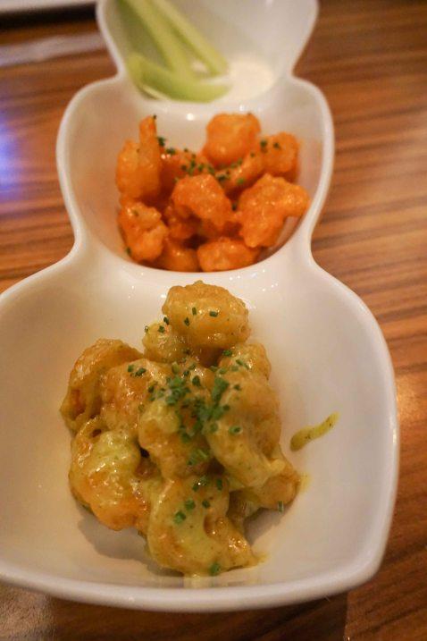 Morimoto Vegas shrimp