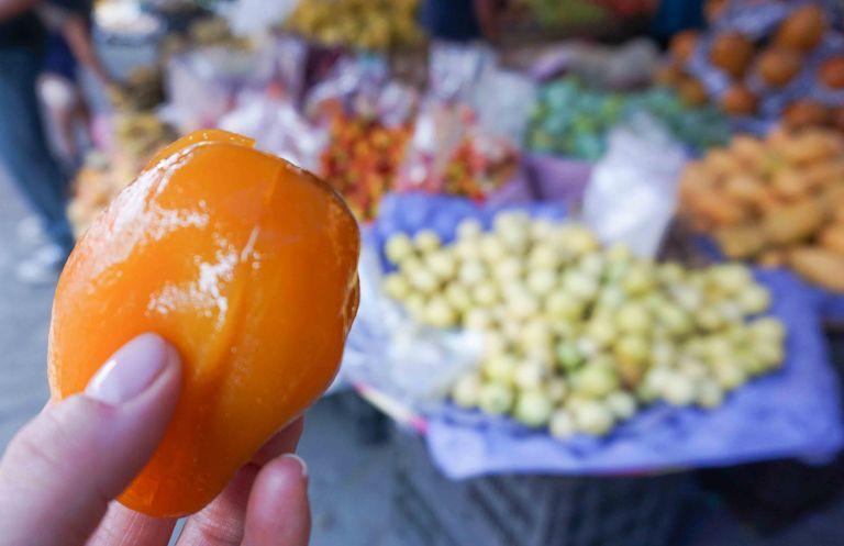 Tlacaloula mango vinegar