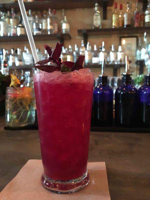 Dukes Cocktails Healdsburg