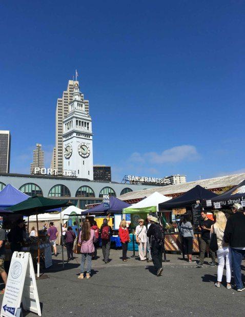 Ferry Market SFO
