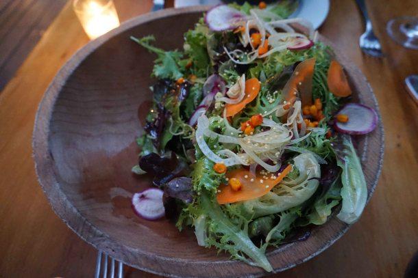 shed healdsburg salad