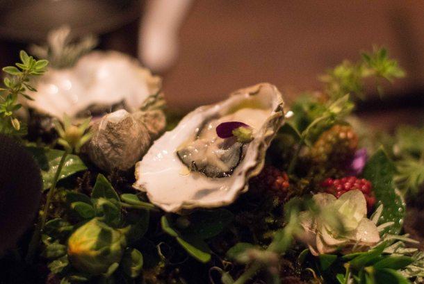 Singlethread Farm Healdsburg Sonoma oyster