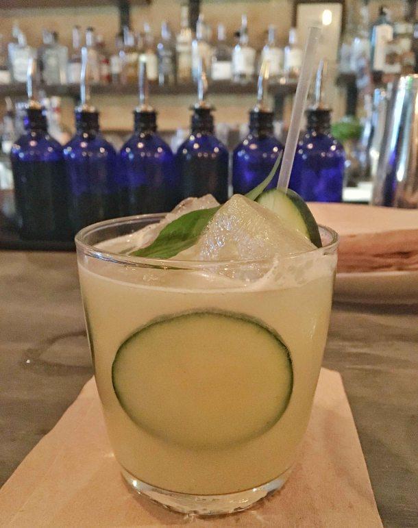 Dukes Cocktails Healdsburg mezcal