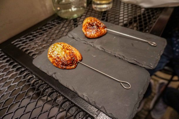 Burnt Ends Singapore marshmallow