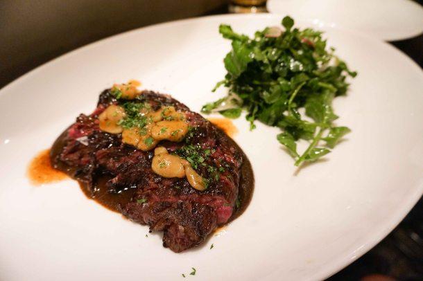 Burnt Ends Singapore onglette steak