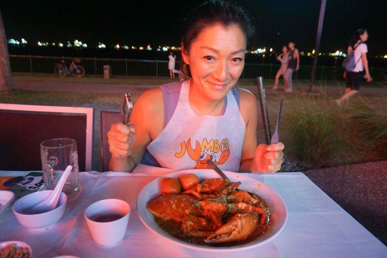 Jumbo Seafood SIN crab
